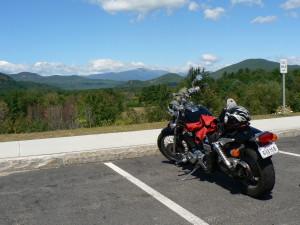 Les White Mountains, NH - 3 jours - 1040 km